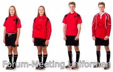 Forum-Meeting Uniformen *April-April*