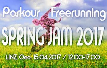 Spring Jam 2017 - Linz!