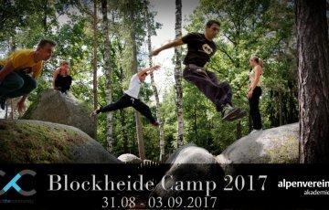 Blockheide Parkour Camp