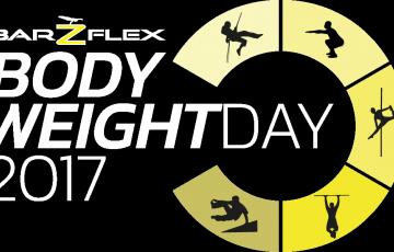 Bodyweightday - 13. Mai - Gewinnspiel