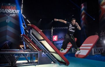 Ninja Warrior Austria mit TOM