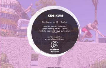 Kids Parkour Kurs 2019