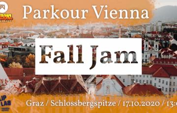 Fall Jam 2020 - 17.10. in Graz / Schlossbergspitze
