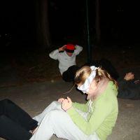 Blind & barefoot - Sit-ups 2