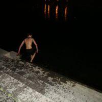 Elmar is in swimming, too!