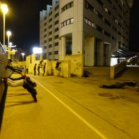 Evening Madness - Planche Refresher (suppmpeda), Donauinsel am 12.03.2015