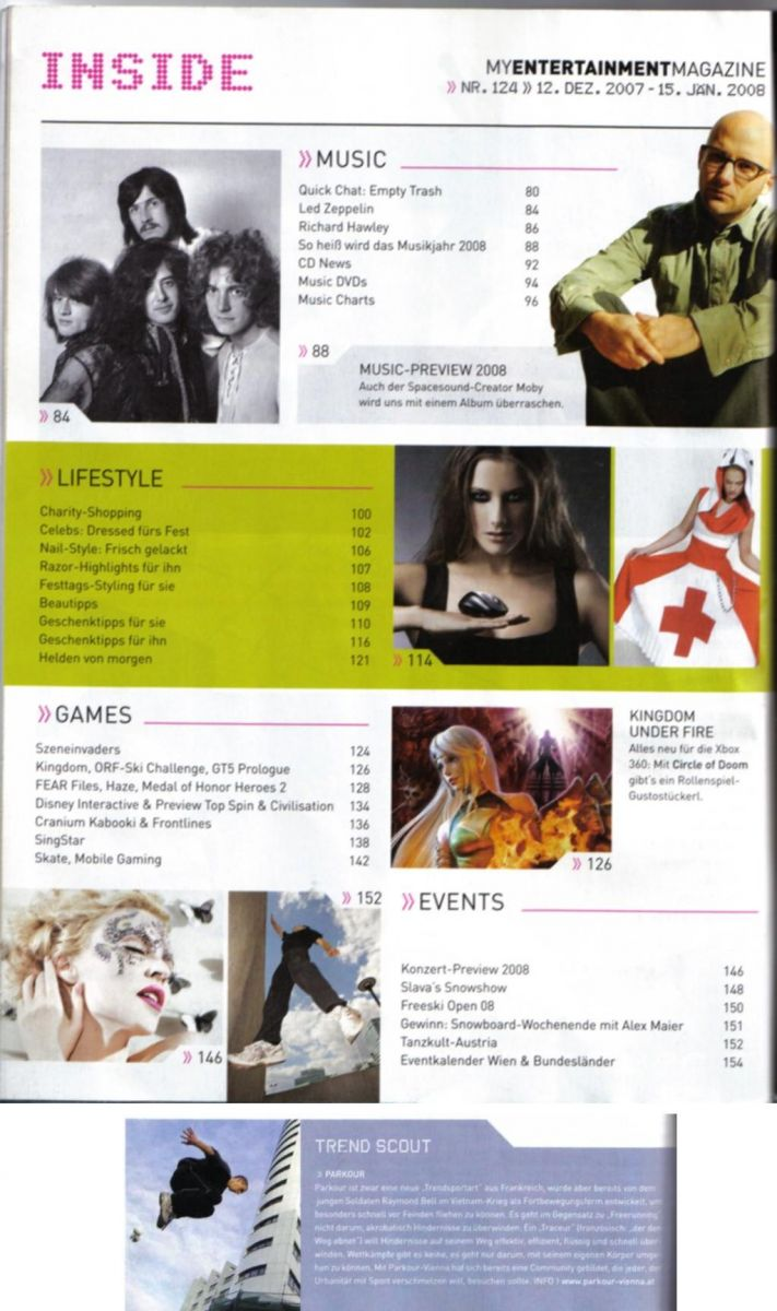Print - M-Magazine