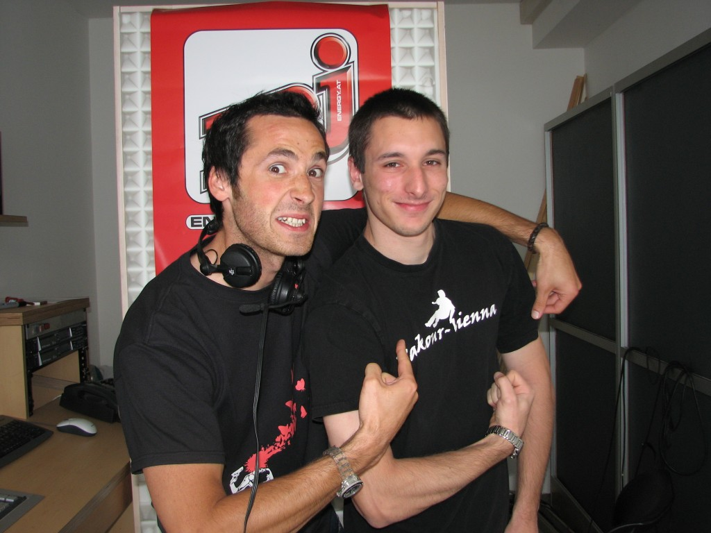 Radio - NRJ Interview