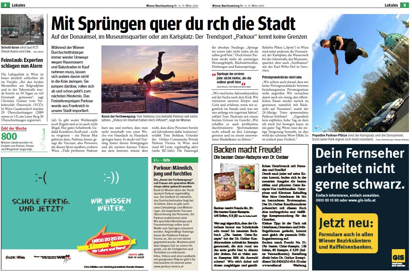 Print - Bezirkszeitung