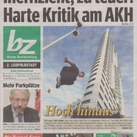 Print - Bezirkszeitung (Cover)
