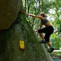 Michie - Climbing