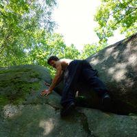Andras - Climbing