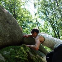 Martin - Climbing #2
