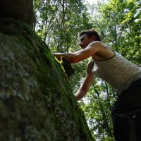Martin - climbing #1