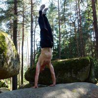 Martin - Handstand #3