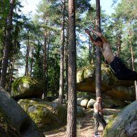 Andras - Präzisionssprung