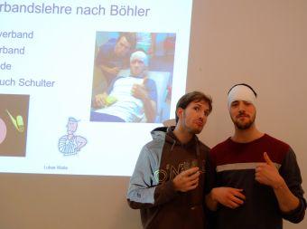 Erste-Hilfe Workshop