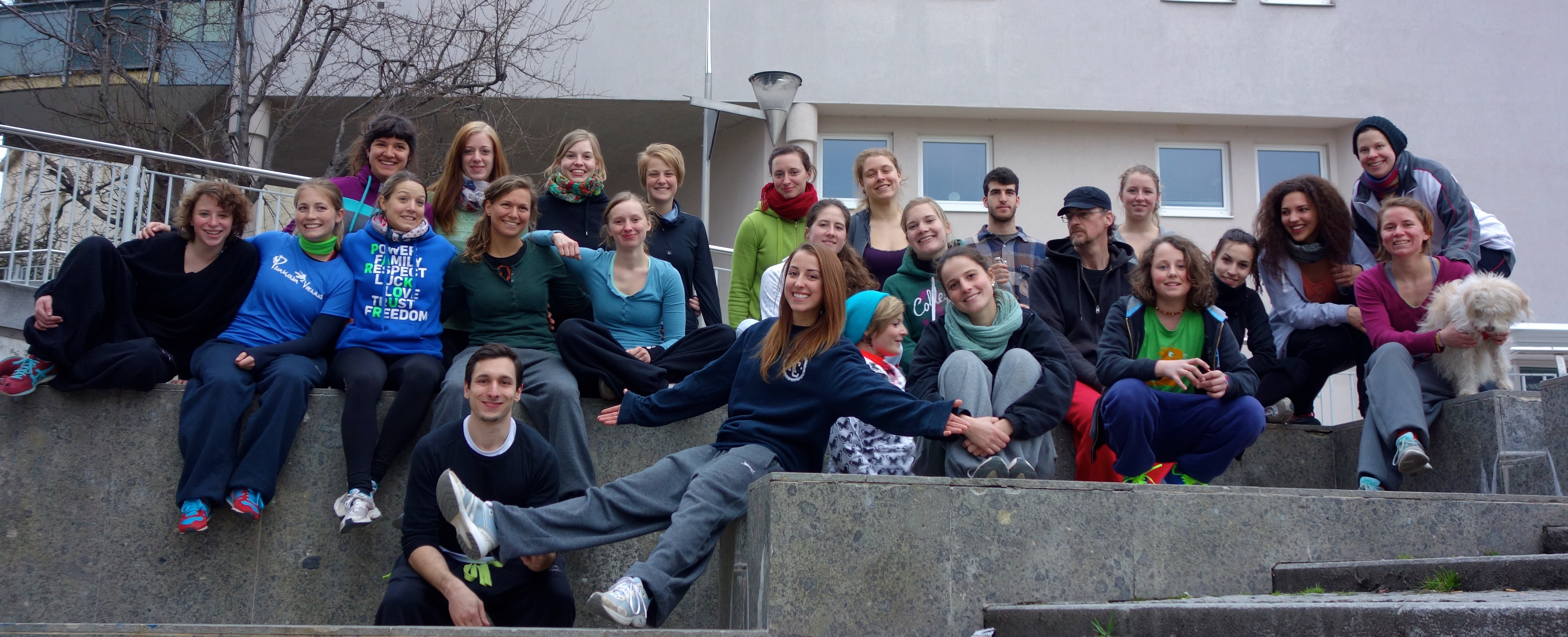 Group-picture (including coaches)