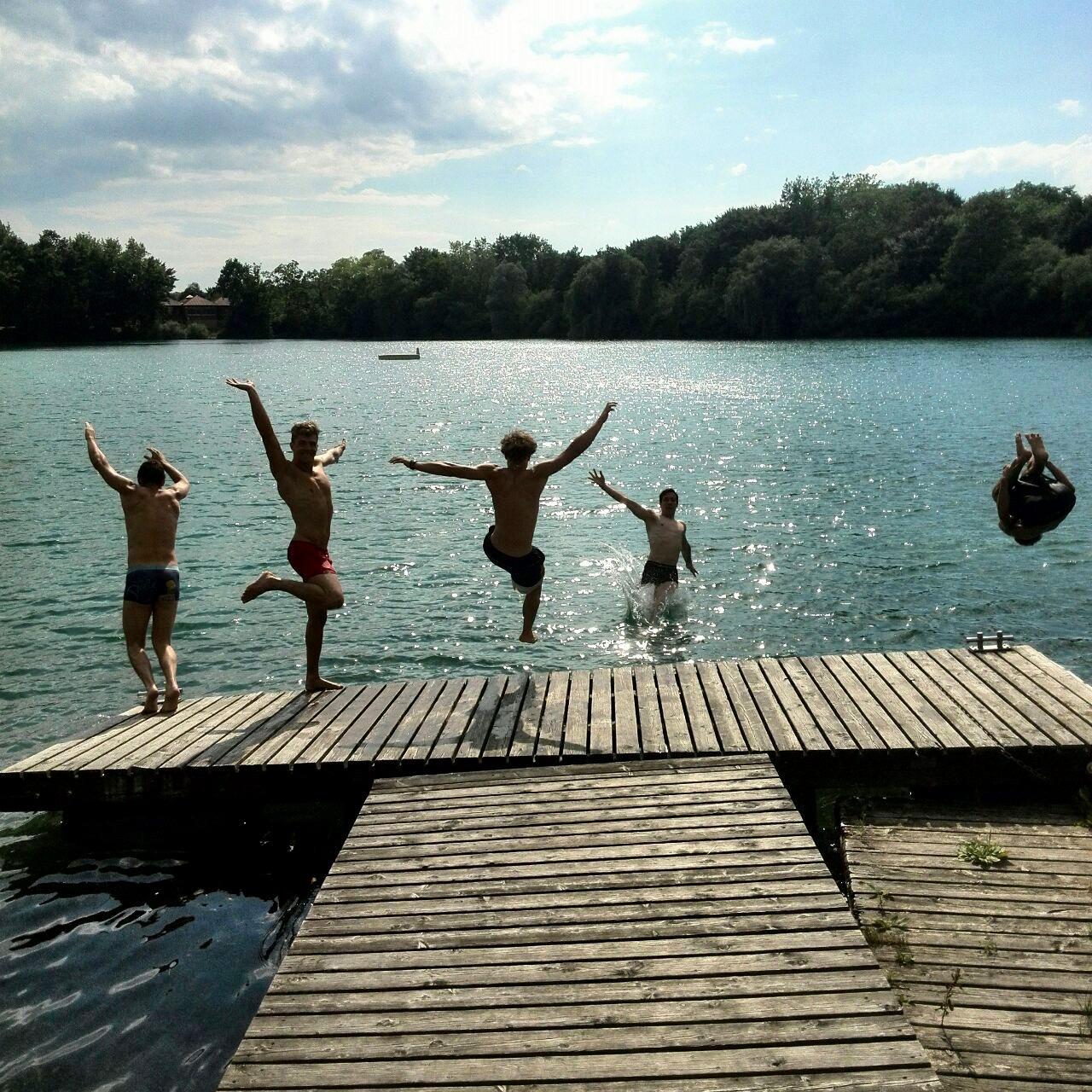 See zum Baden
