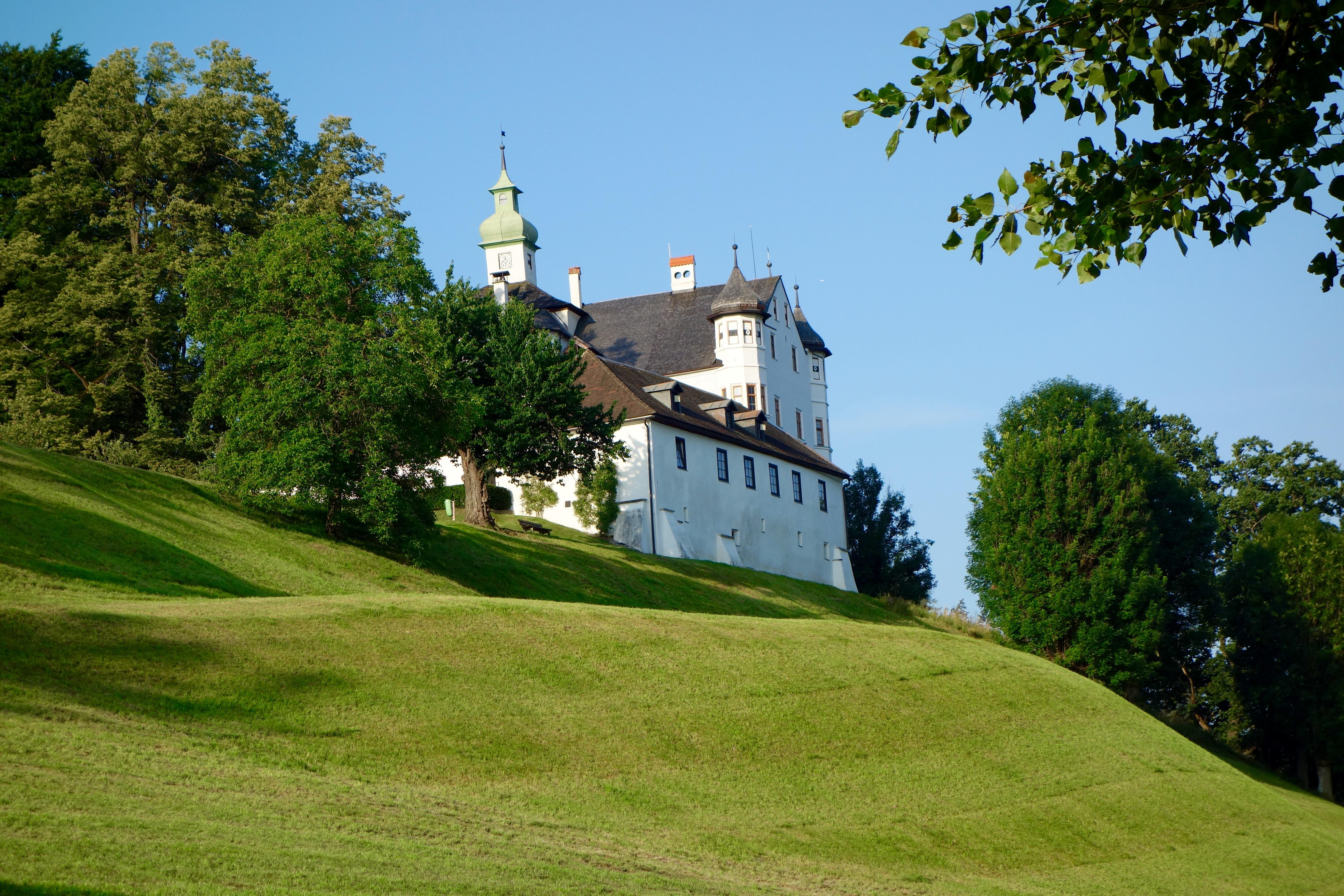 Schloss am Zeltplatz