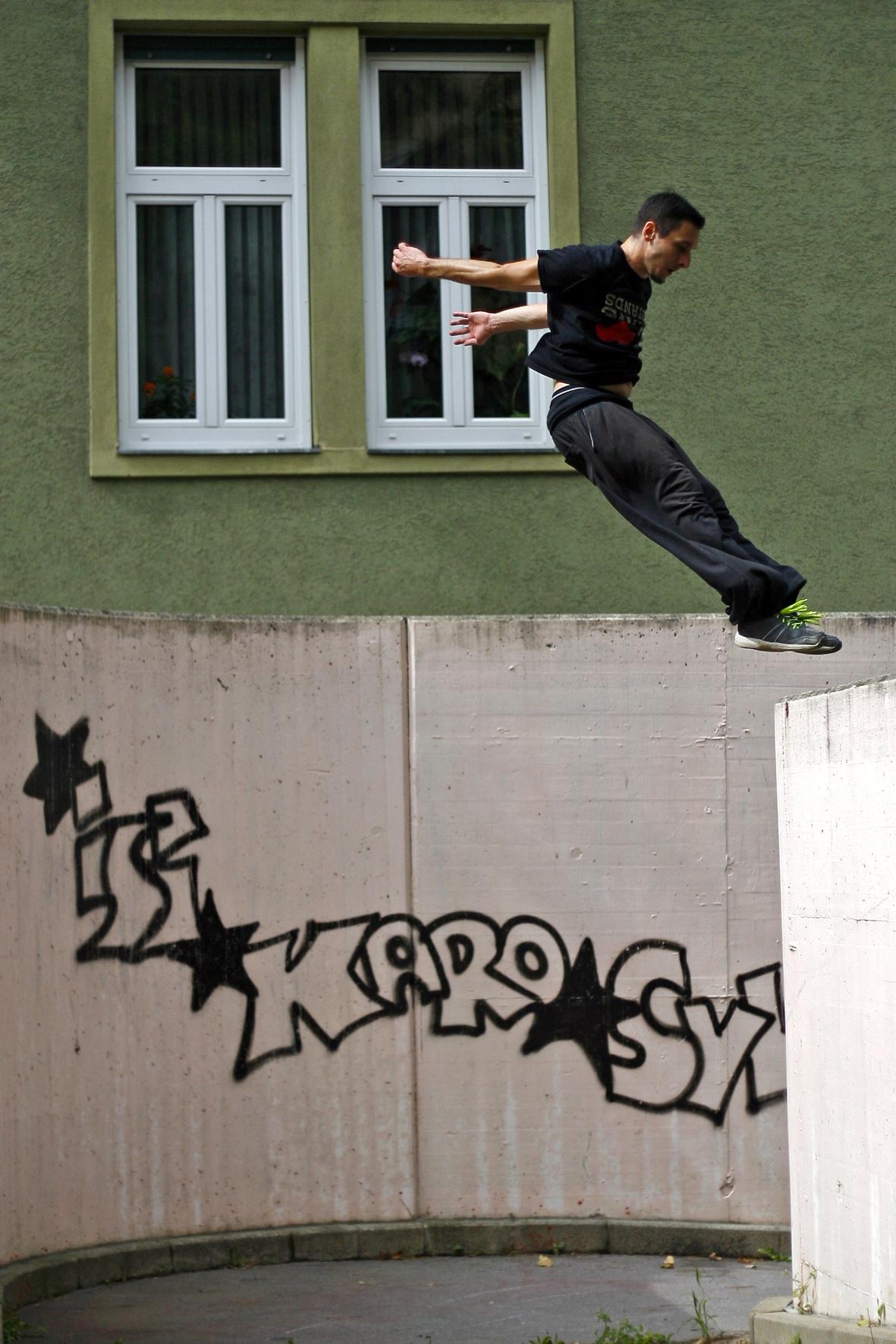 Graz - Landung
