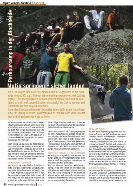Print - Alpenverein #2