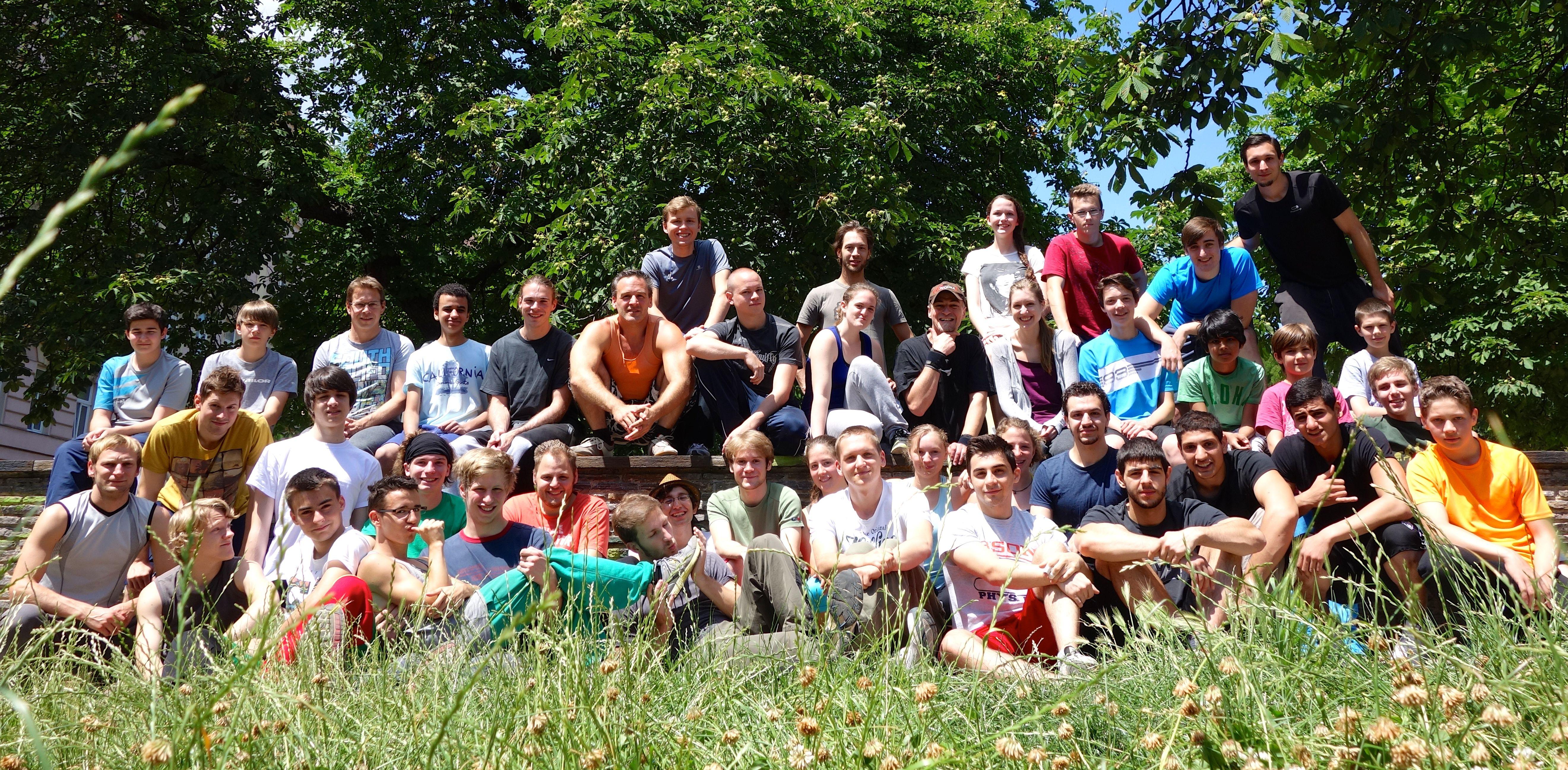 Forum-Meeting 22.06.2014 Gruppenbild