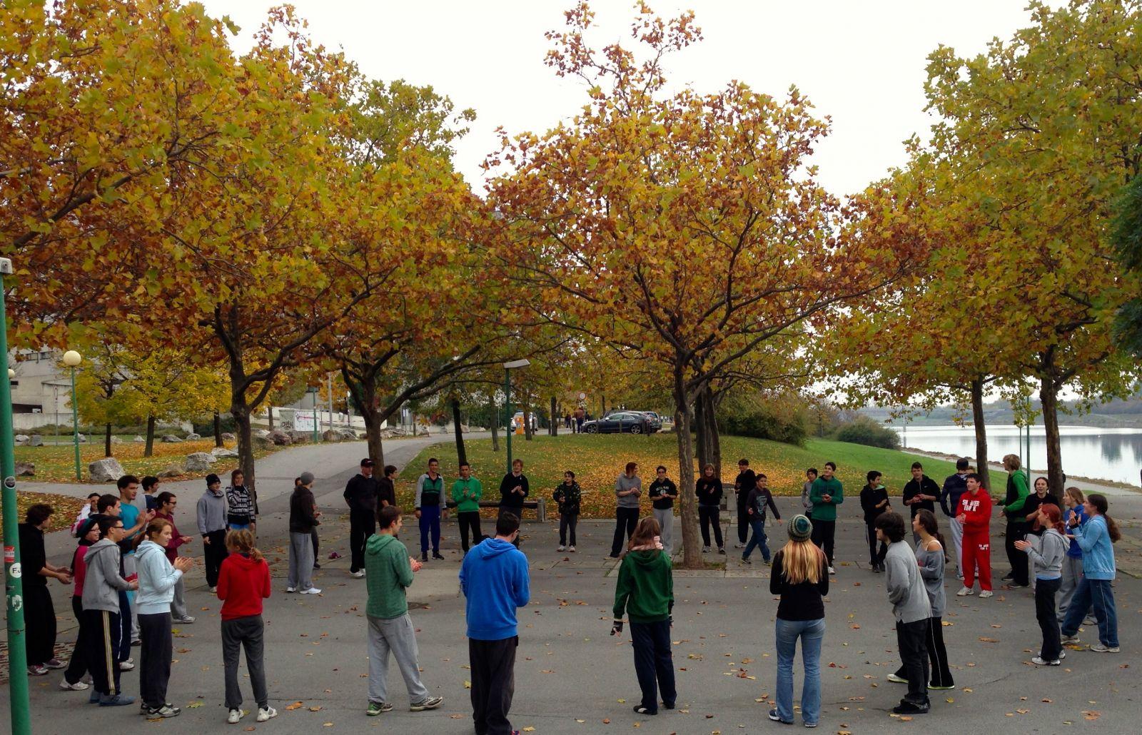 Forum Meeting am 04.11.2012