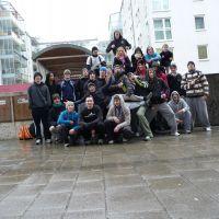 Jam im Winter 2008