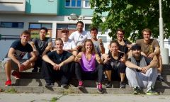 Parkour Austria Intensivworkshop (Callum Powell)